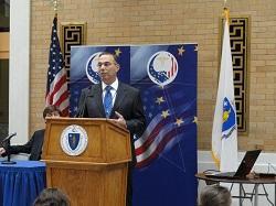 2012 Transatlantic Health IT/eHealth Co-operation Assembly, Massachusetts State House, Boston, October 23-24