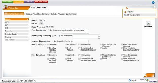 AccelRegistry – Disease Registry
